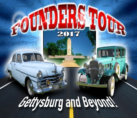 Founders Tour 2017